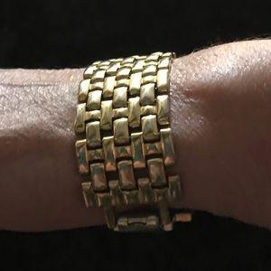 Vintage Napier Chain Link Bracelet